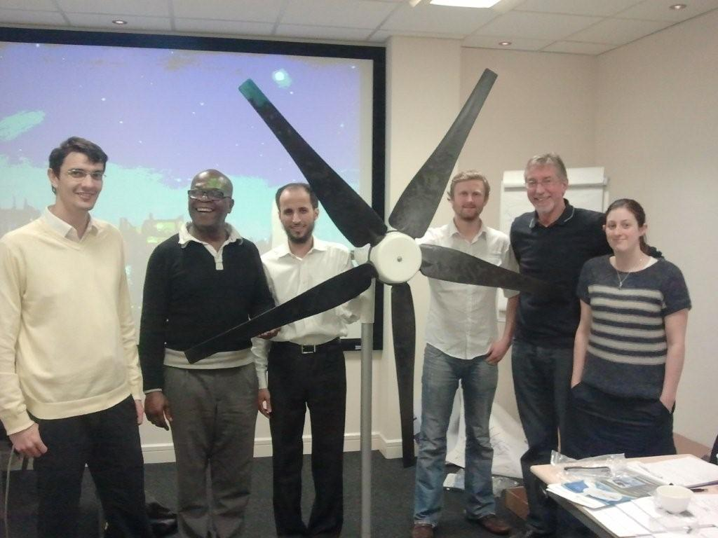The EEC runs Renewable Energy courses across the UK, in Leeds, Edinburgh and Manchester