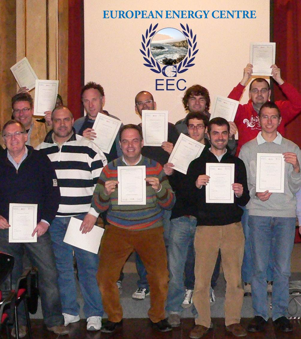 The EEC runs Energy Efficiency courses and works with the United Nations (UNEP) and leading universities